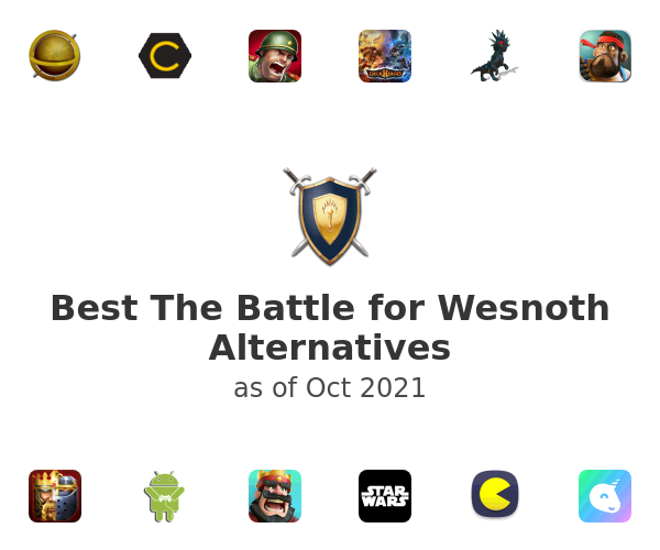 Best The Battle for Wesnoth Alternatives