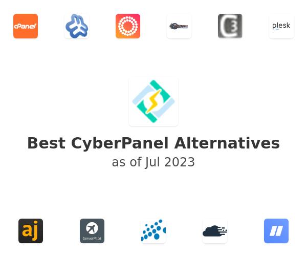 Best CyberPanel Alternatives