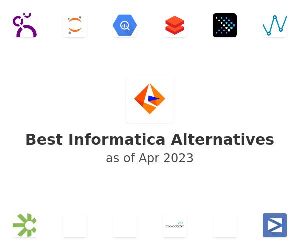 Best Informatica Master Data Management Alternatives
