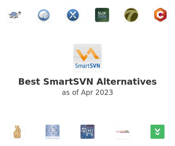 Best SmartSVN Alternatives