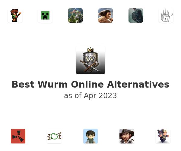 Best Wurm Online Alternatives