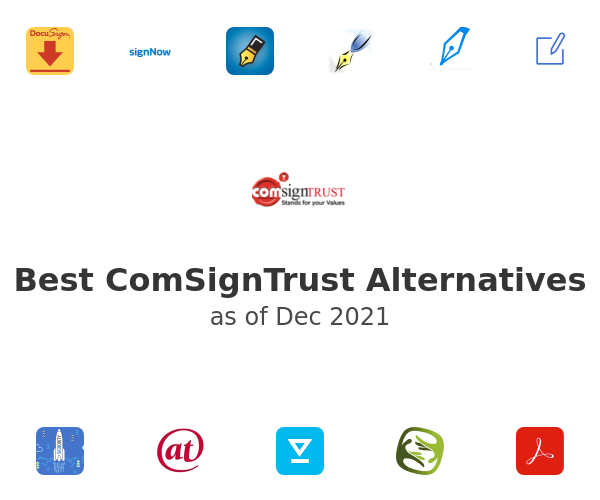 Best ComSignTrust Alternatives