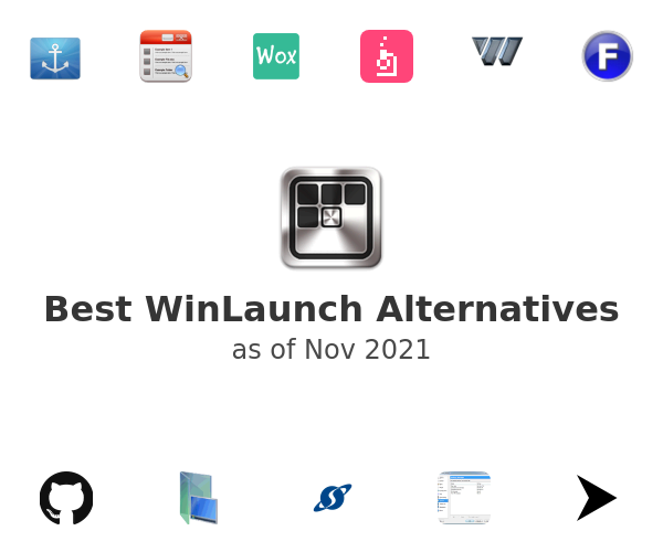 Best WinLaunch Alternatives