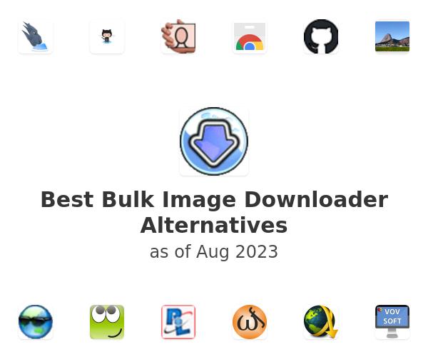 Best Bulk Image Downloader Alternatives