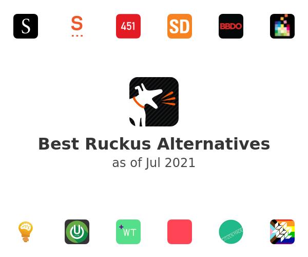 Best Ruckus Alternatives