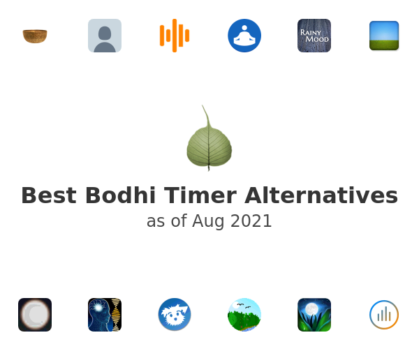 Best Bodhi Timer Alternatives