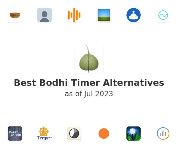 Best Bodhi Timer Alternatives