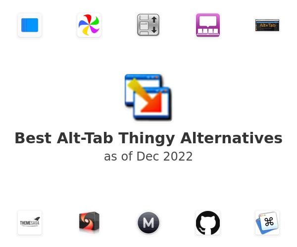 Best Alt-Tab Thingy Alternatives