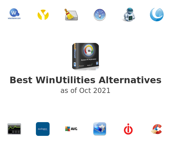 Best WinUtilities Alternatives