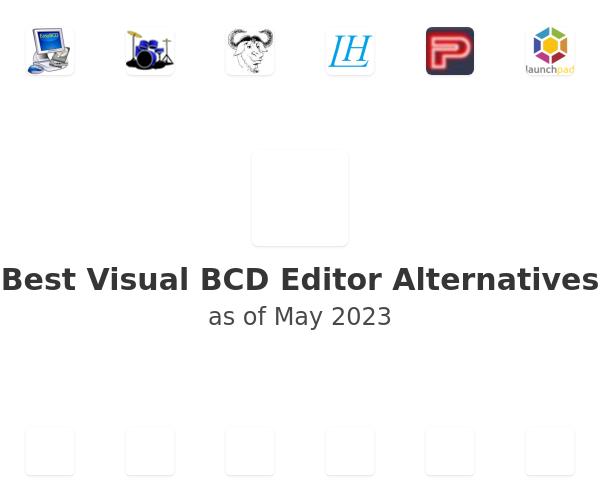 Best Visual BCD Editor Alternatives