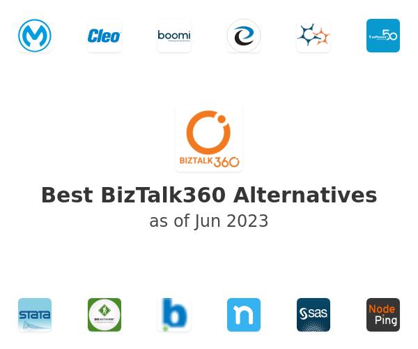 Best BizTalk360 Alternatives