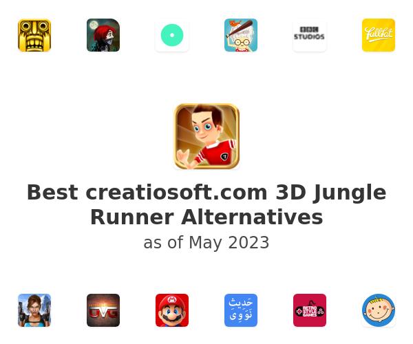 Best 3D Jungle Runner Alternatives