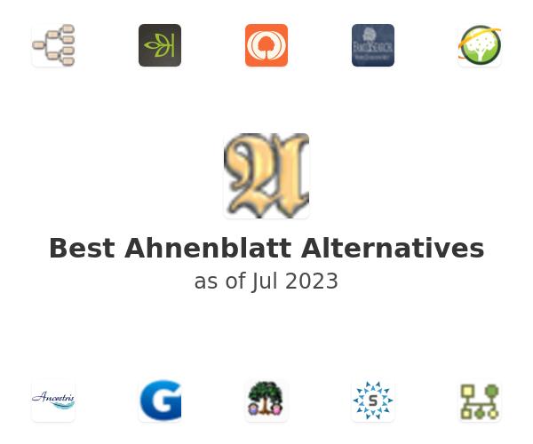 Best Ahnenblatt Alternatives