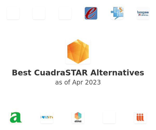 Best CuadraSTAR Alternatives
