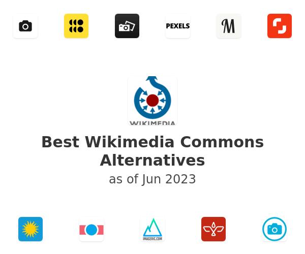 Best Wikimedia Commons Alternatives