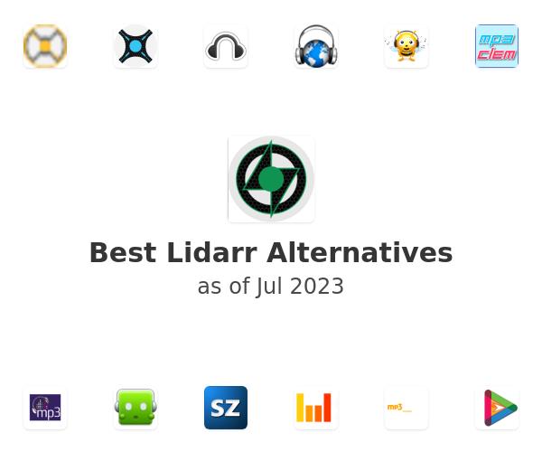 Best Lidarr Alternatives