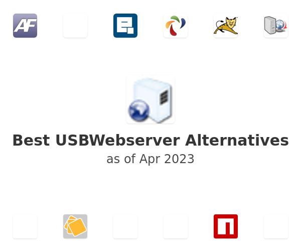 Best USBWebserver Alternatives