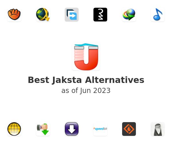 Best Jaksta Alternatives