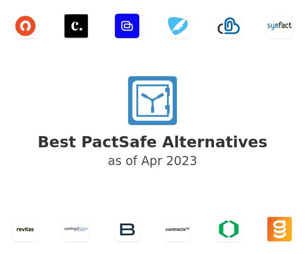 Best PactSafe Alternatives