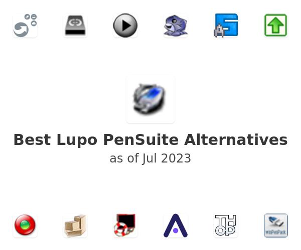 Best Lupo PenSuite Alternatives