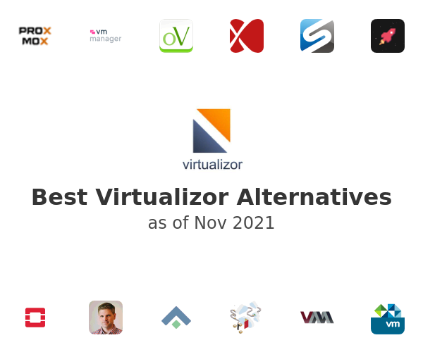Best Virtualizor Alternatives