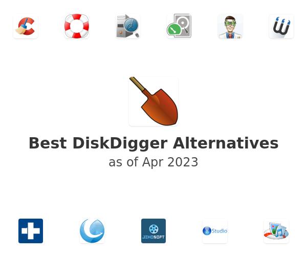 Best DiskDigger Alternatives