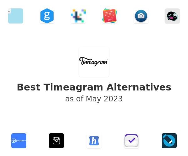 Best Timeagram Alternatives