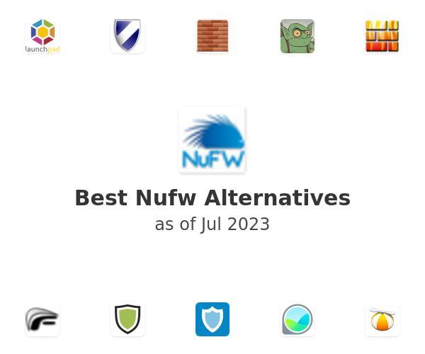 Best Nufw Alternatives