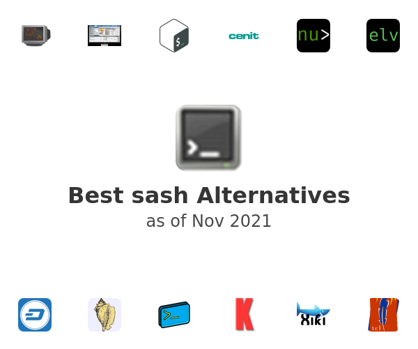 Best sash Alternatives