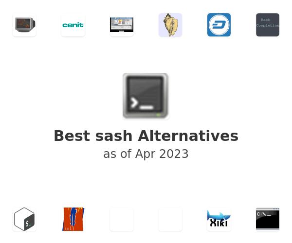 Best sash Alternatives