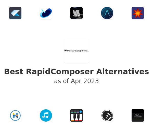 Best RapidComposer Alternatives