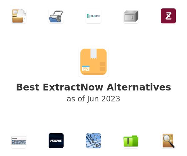 Best ExtractNow Alternatives