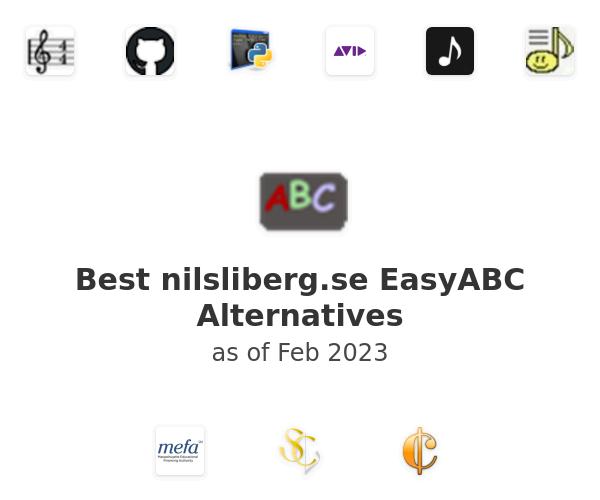 Best EasyABC Alternatives