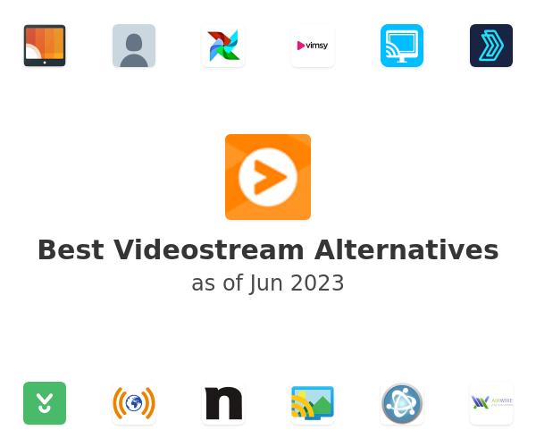 Best Videostream Alternatives