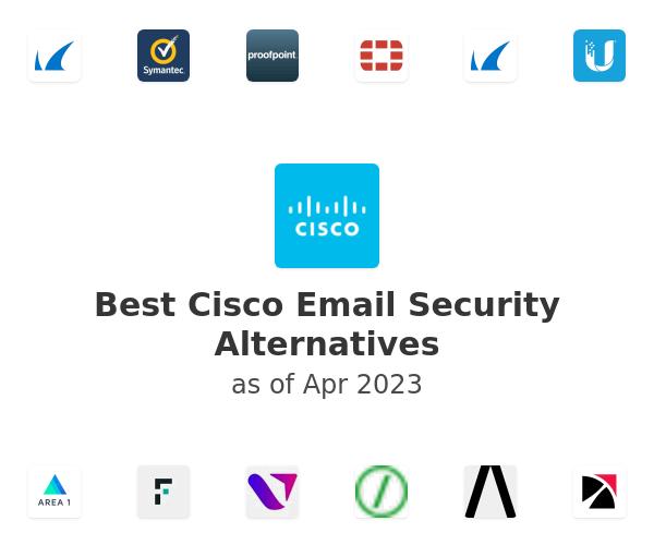 Best Cisco Email Security Alternatives