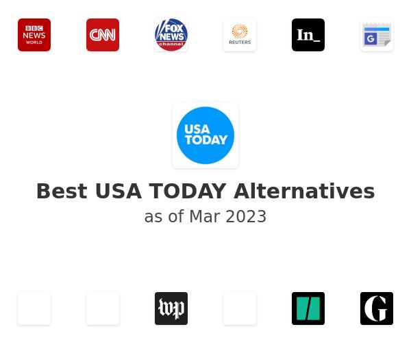 Best USA TODAY Alternatives