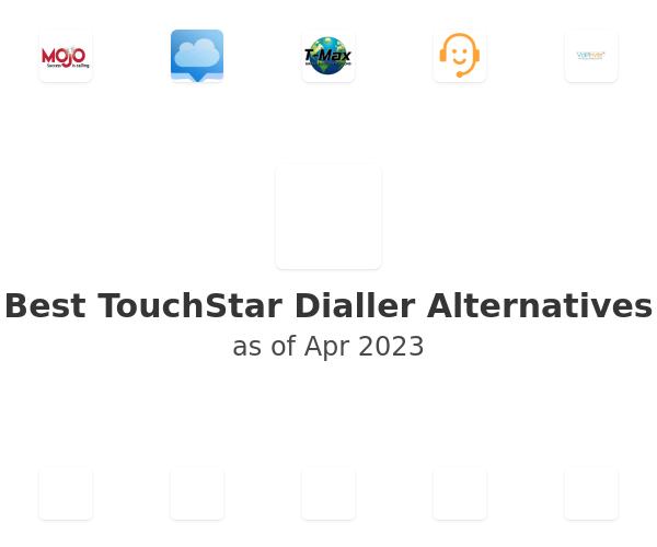 Best TouchStar Dialler Alternatives