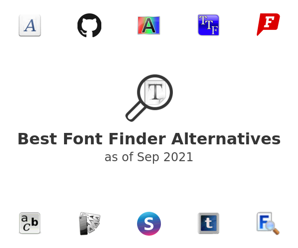 Best Font Finder Alternatives