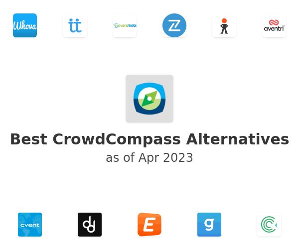 Best CrowdCompass Alternatives