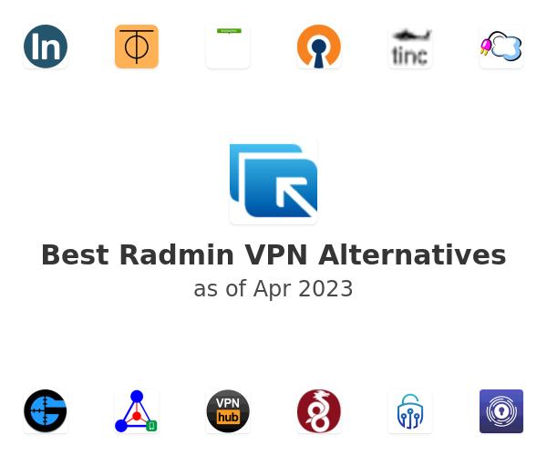 Best Radmin VPN Alternatives
