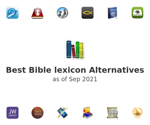 Best Bible lexicon Alternatives
