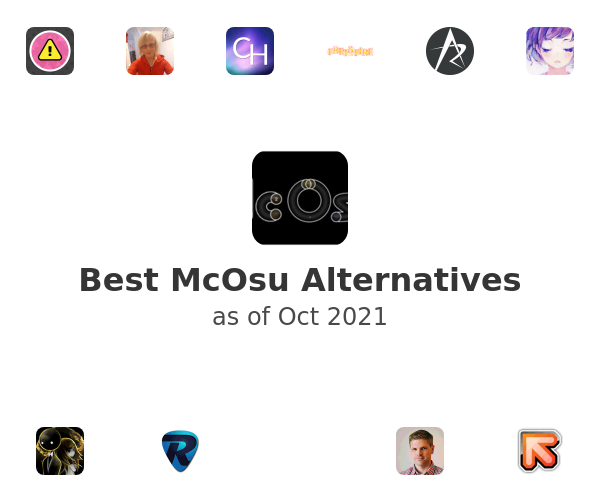 Best McOsu Alternatives