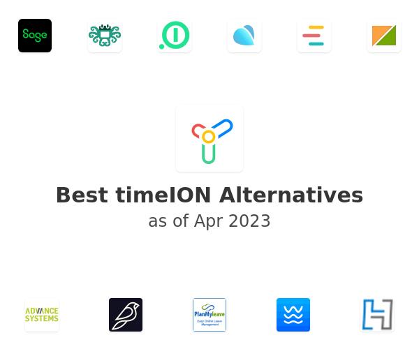 Best timeION Alternatives