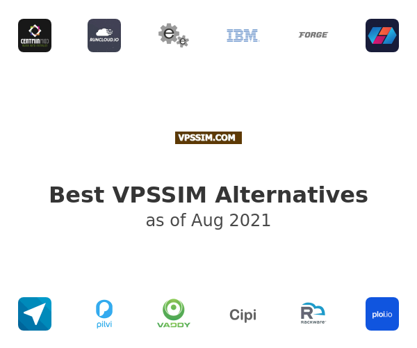 Best VPSSIM Alternatives