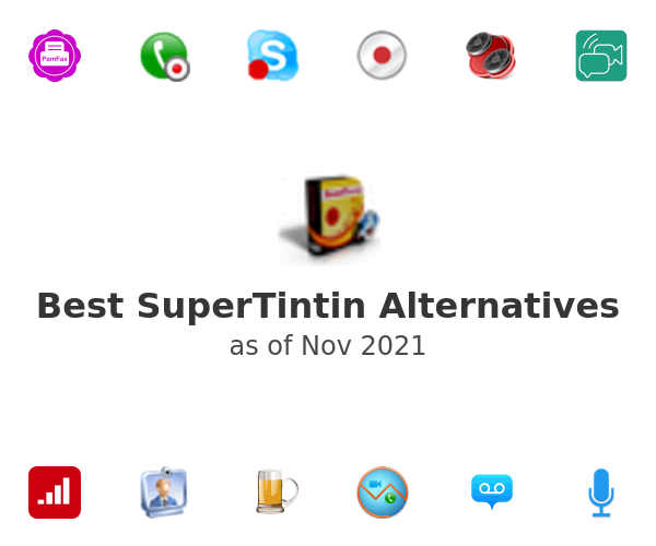 Best SuperTintin Alternatives