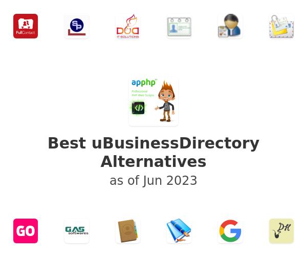 Best uBusinessDirectory Alternatives