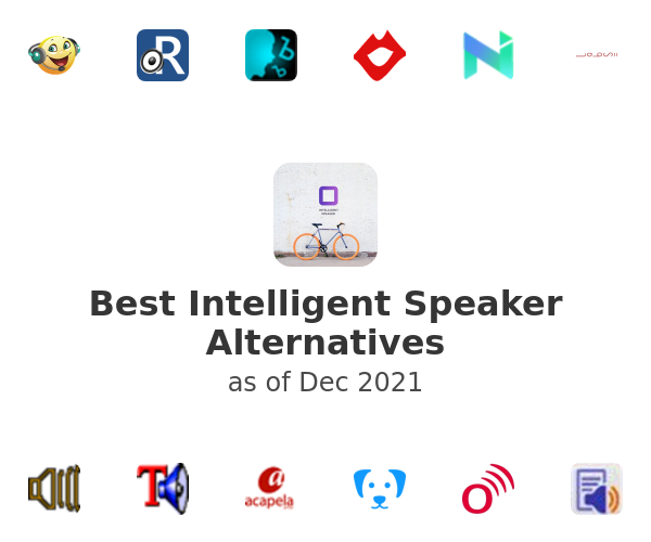 Best Intelligent Speaker Alternatives