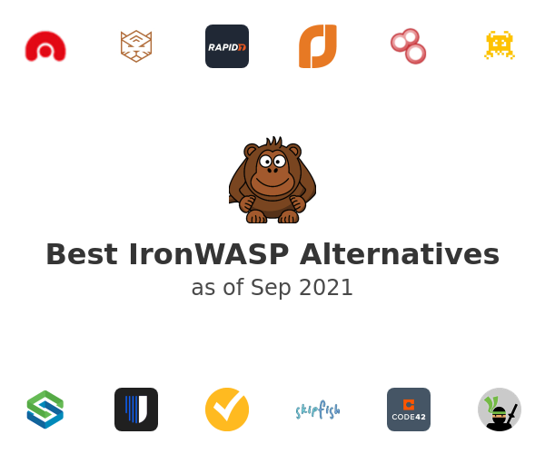 Best IronWASP Alternatives