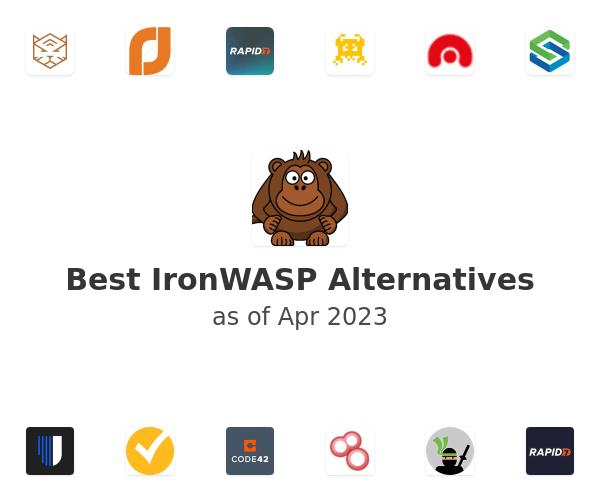 Best IronWASP Alternatives