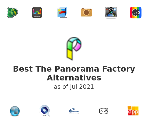 Best The Panorama Factory Alternatives